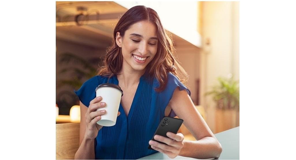 Samsung Galaxy A32 5g Y Mujer