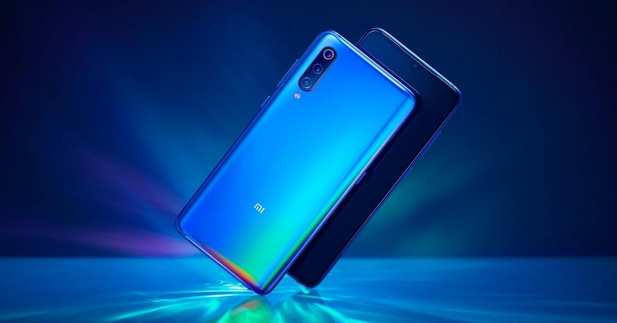 Xiaomi Mi 9 Torcido