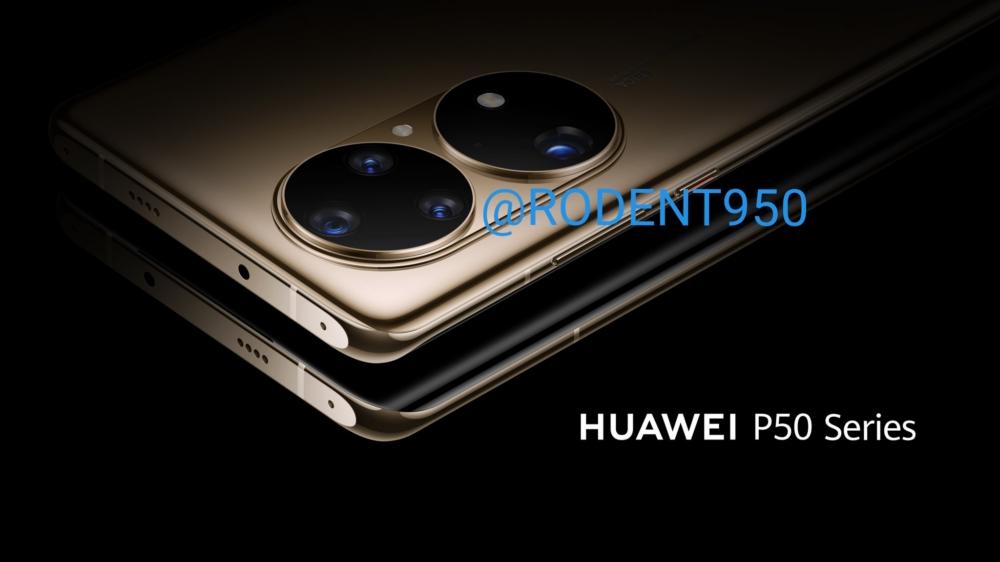 Huawei P50 Posible Imagen Real 01