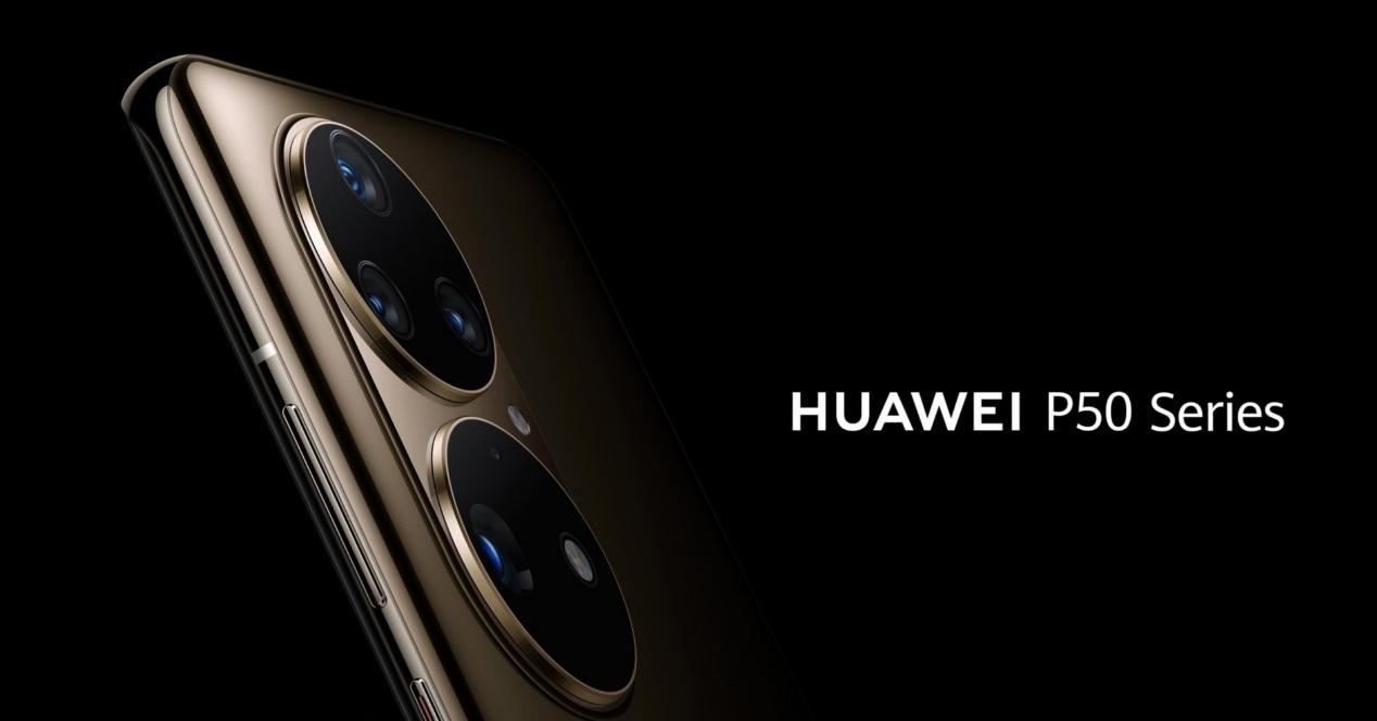 Huawei P50 Posible Imagen Real