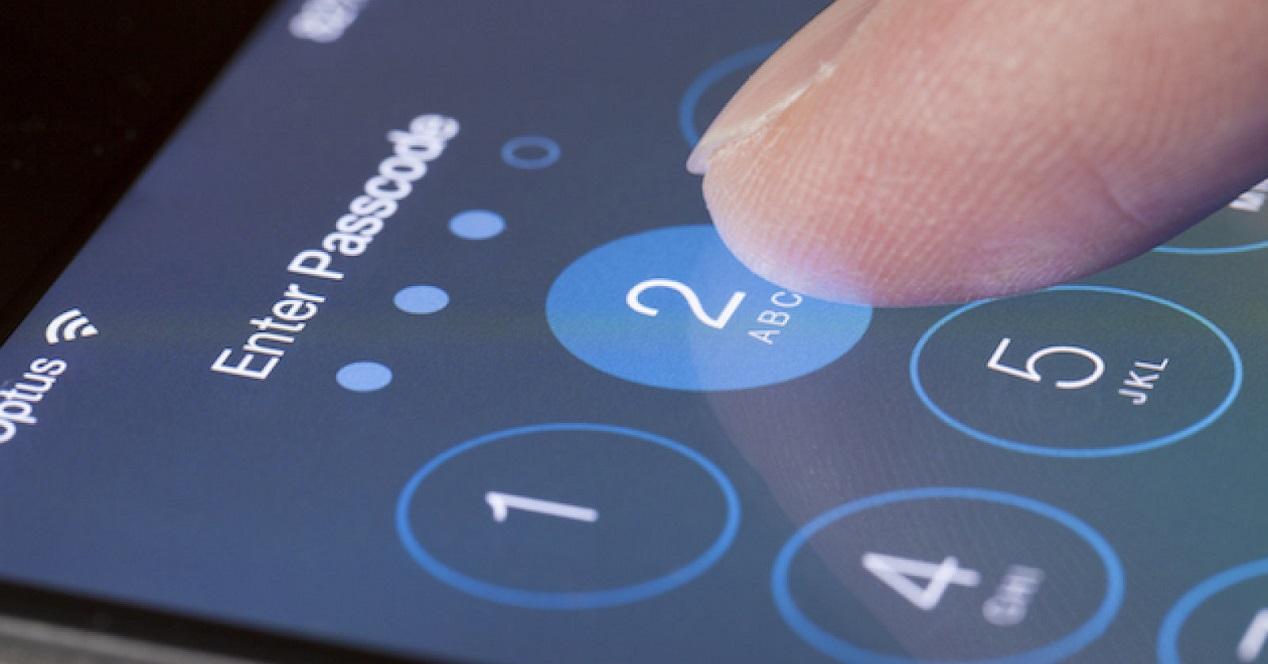 Iphone Codigo Desbloqueo