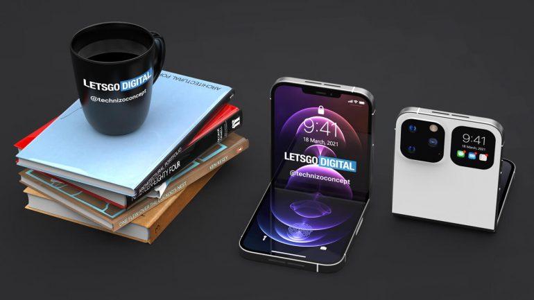 Iphone Flip Concepto 01