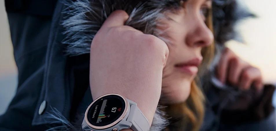 Reloj Garming Fenix 6s