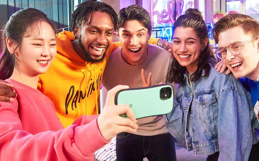 Selfie Con Iphone 12