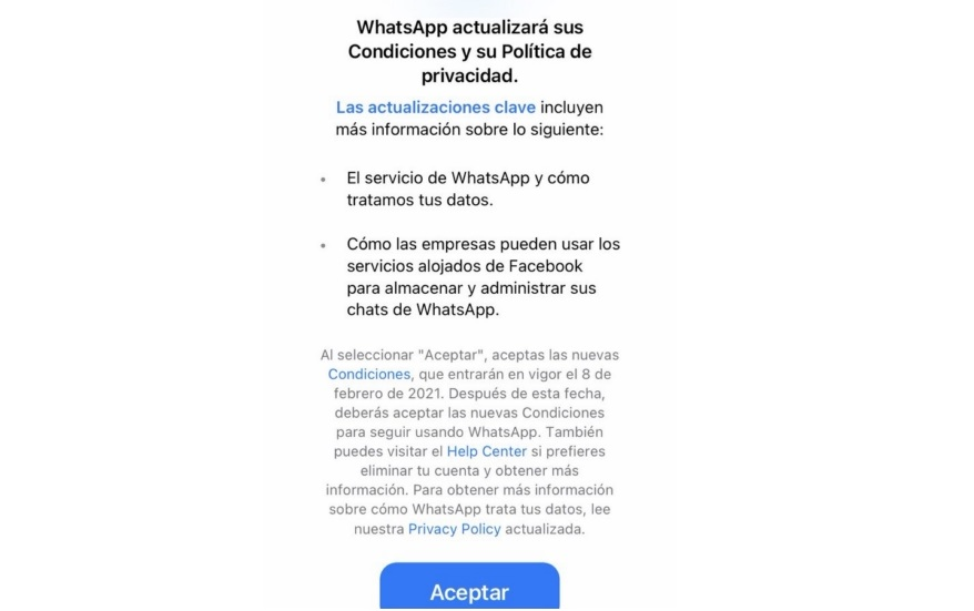 Whatsapp Politica