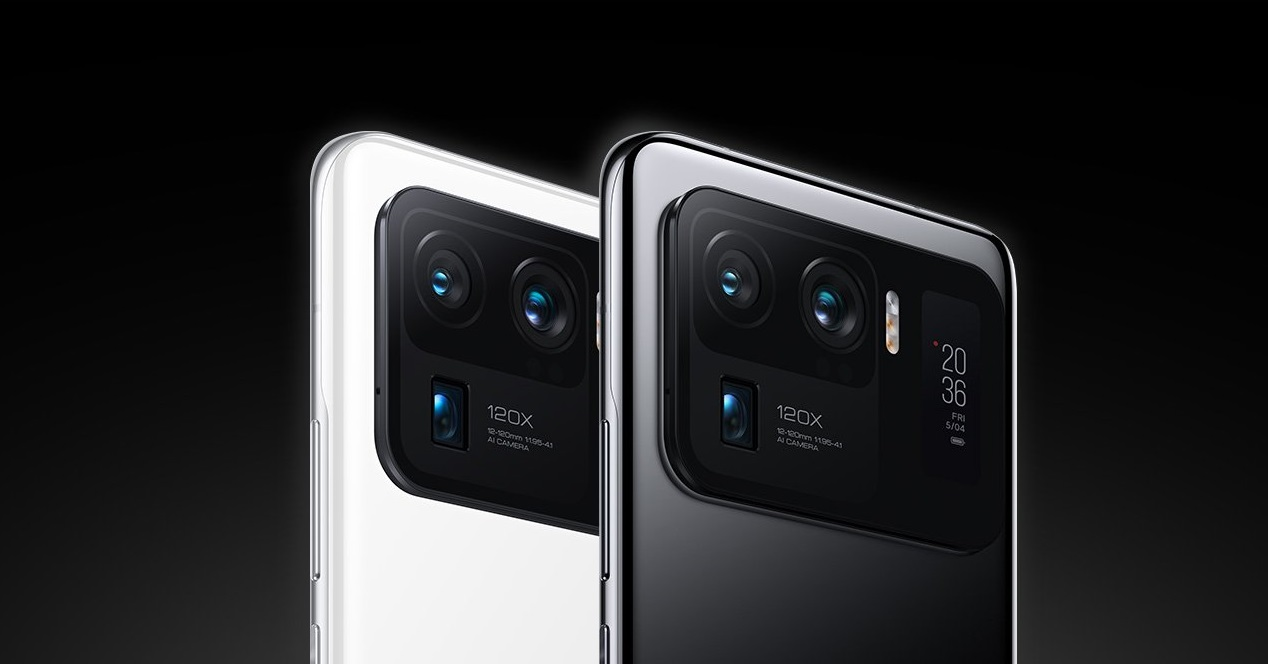Xiaomi Mi 11 Ultra Camaras