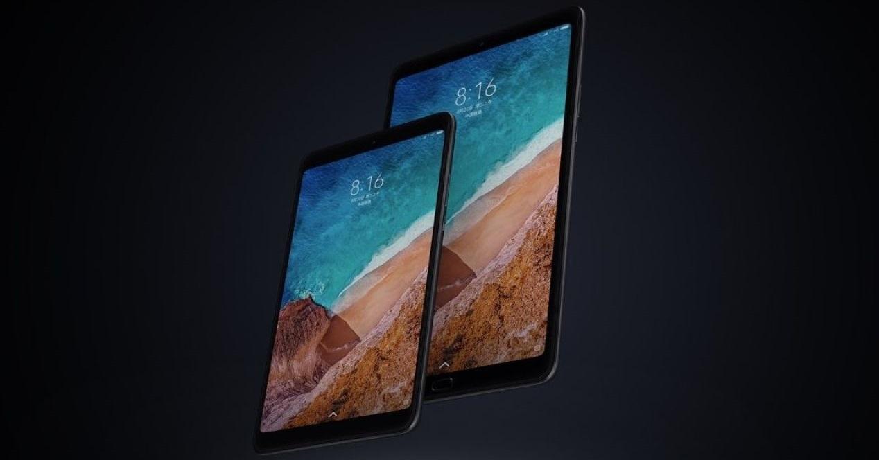 Xiaomi Mi Tab 5 Render