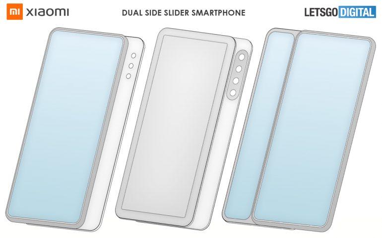 Xiaomi Patente Deslizamiento Lateral 01