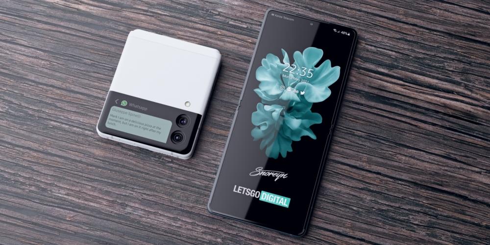 Z Flip 3 Samsung Galaxy Unpacked