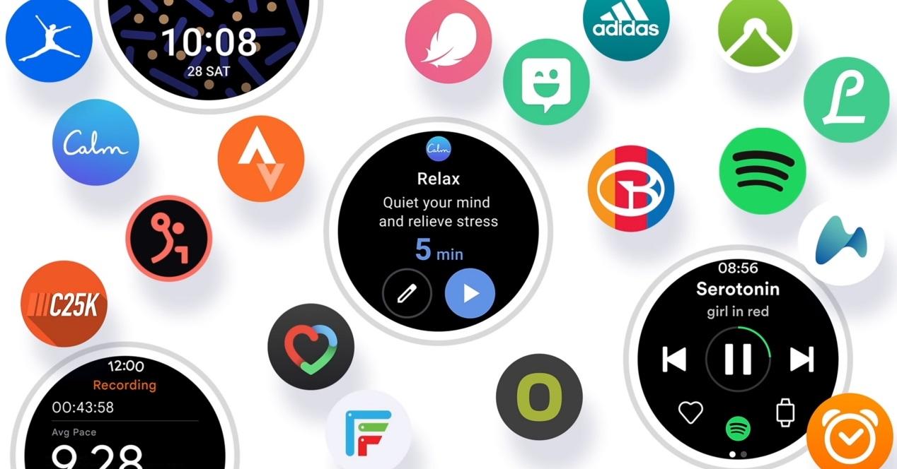01 One Ui Watch App Ecosystem