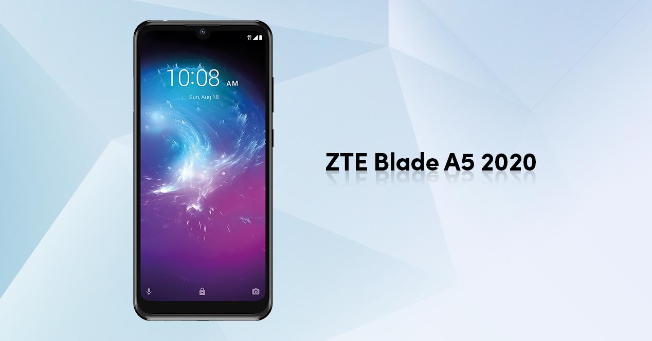 Imagen Blog Zte A5 2020