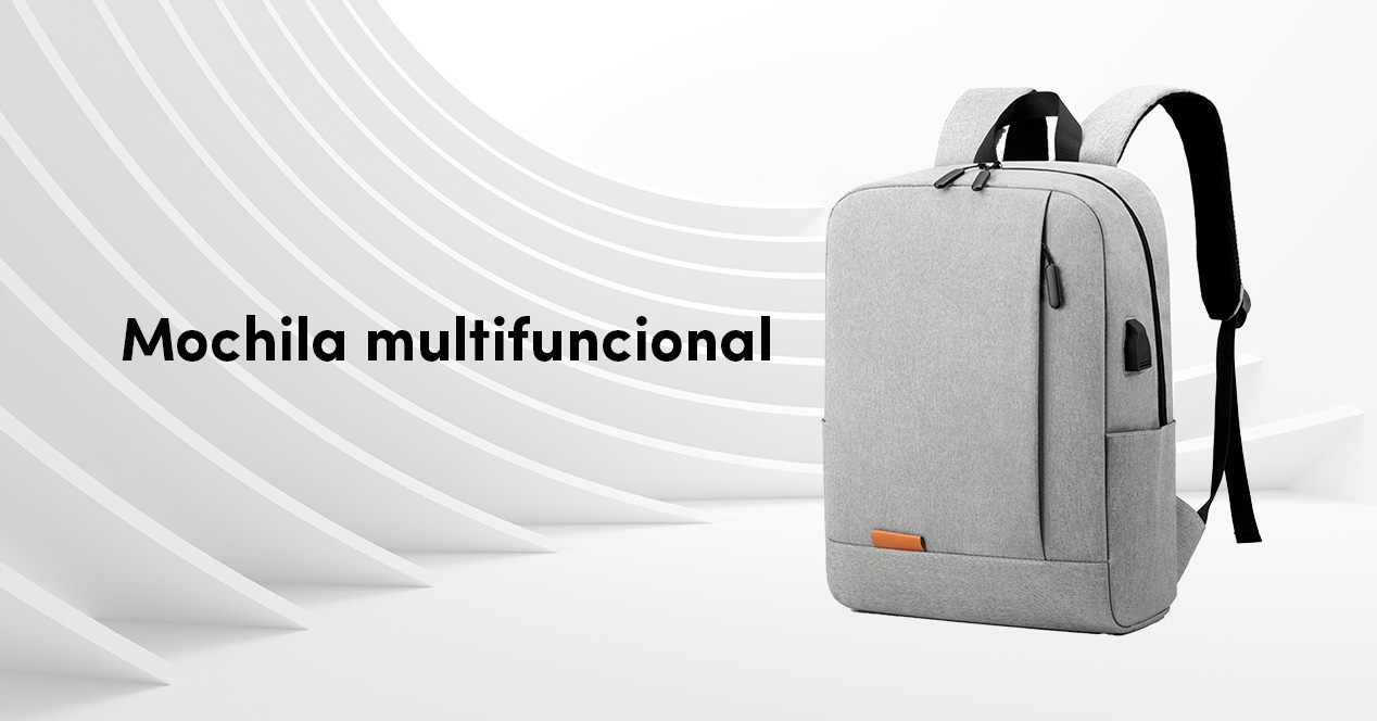 Mochila Multifuncional Blog Accesorio