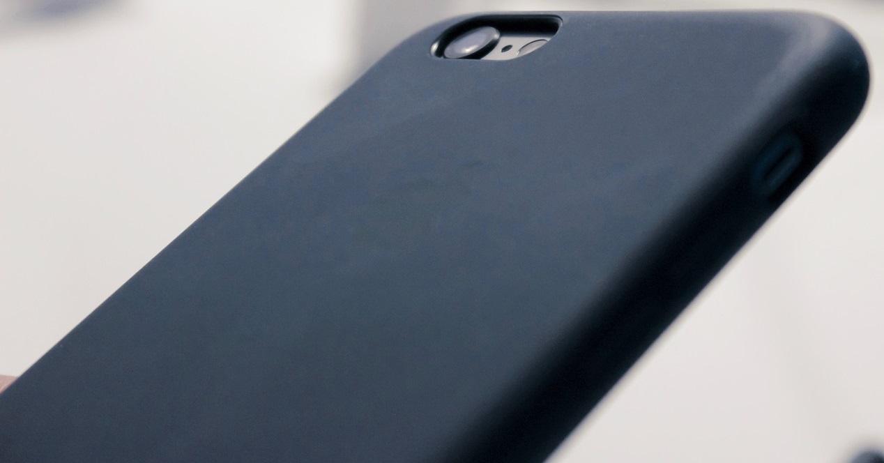Funda Protegiendo Un Iphone