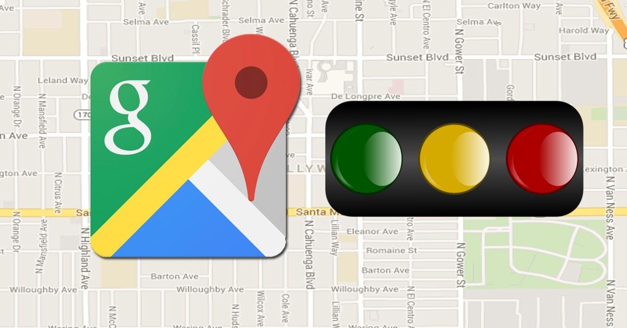 Google Maps Y Semáforo