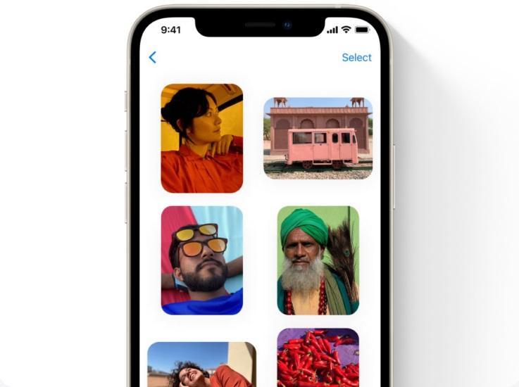 Ios 15 Fotos En Mensajes