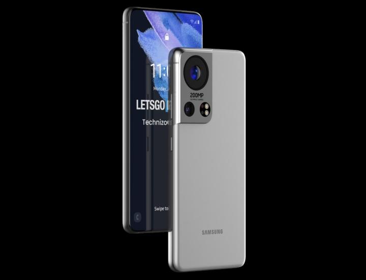 Samsung Galaxy S22 Concepto