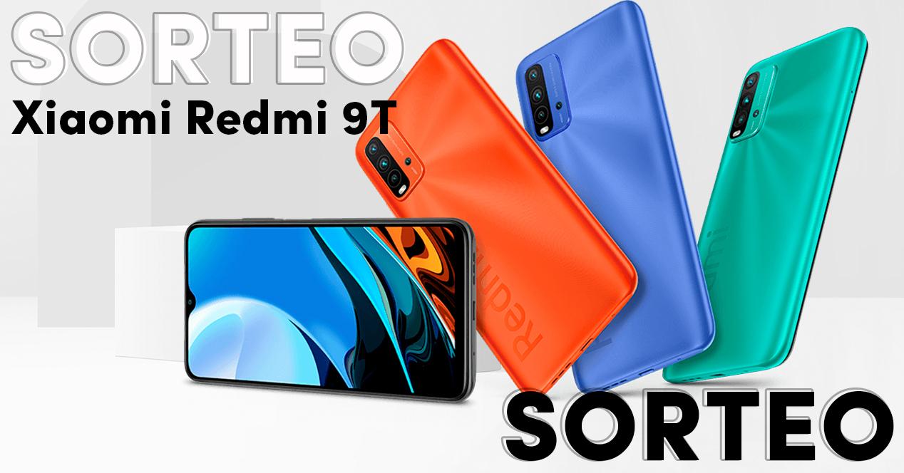 Sorteo Xiaomi Redmi 9t (1)