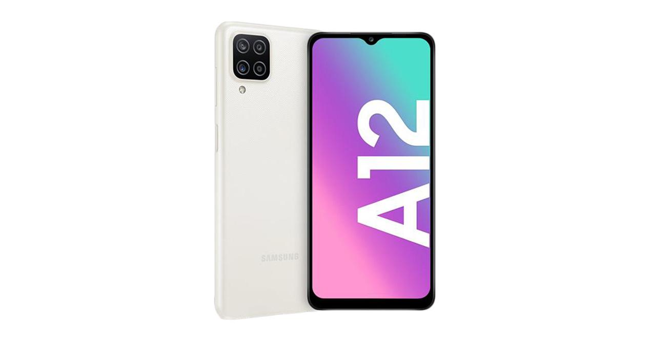 Samsung Galaxy A12 03