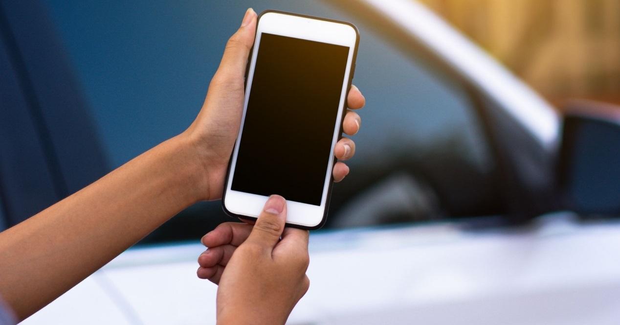 Apagando Un Iphone