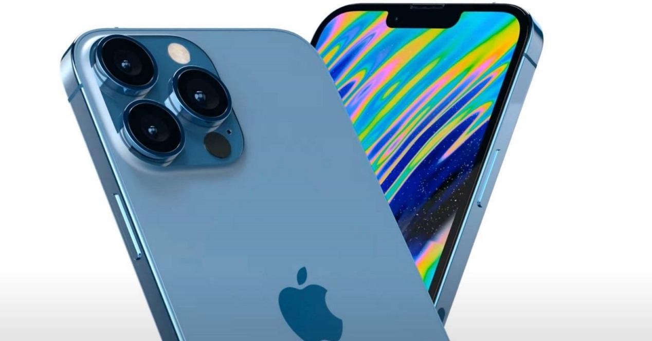 Iphone 13 Color Azul