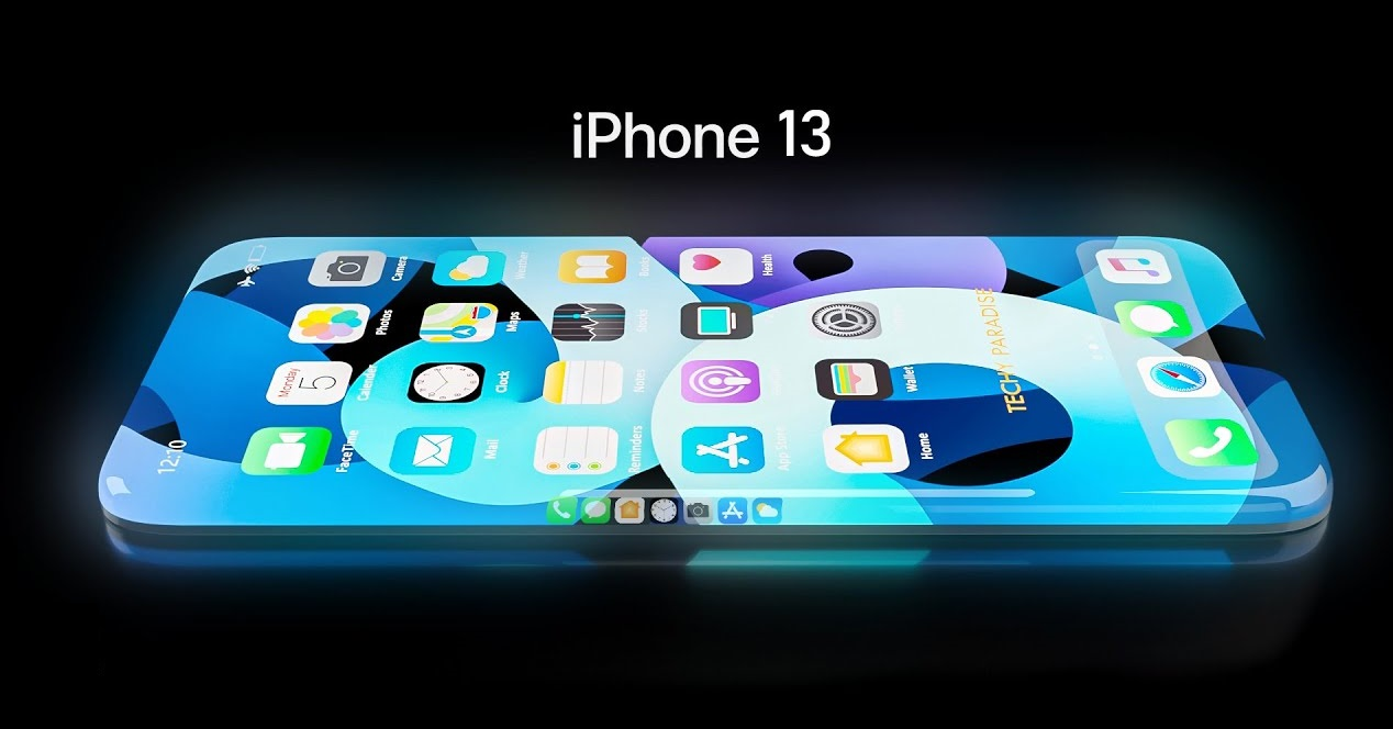 Iphone 13 Conecpto