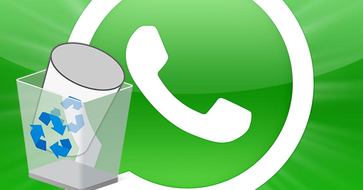 Whatsapp Papelera