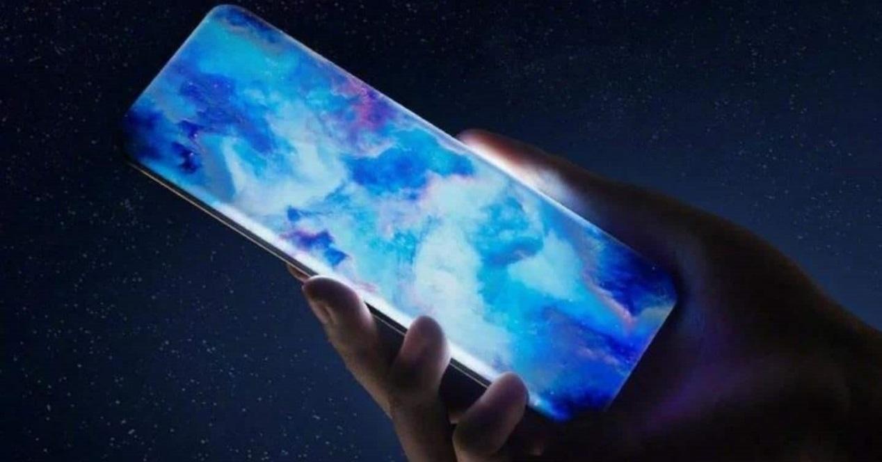 Xiaomi Movil Futurista