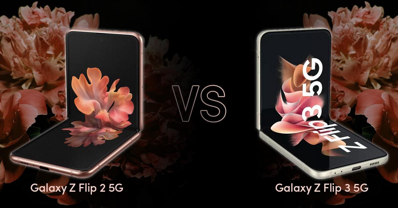Galaxy Flip2 Vs Galaxy Flip 3