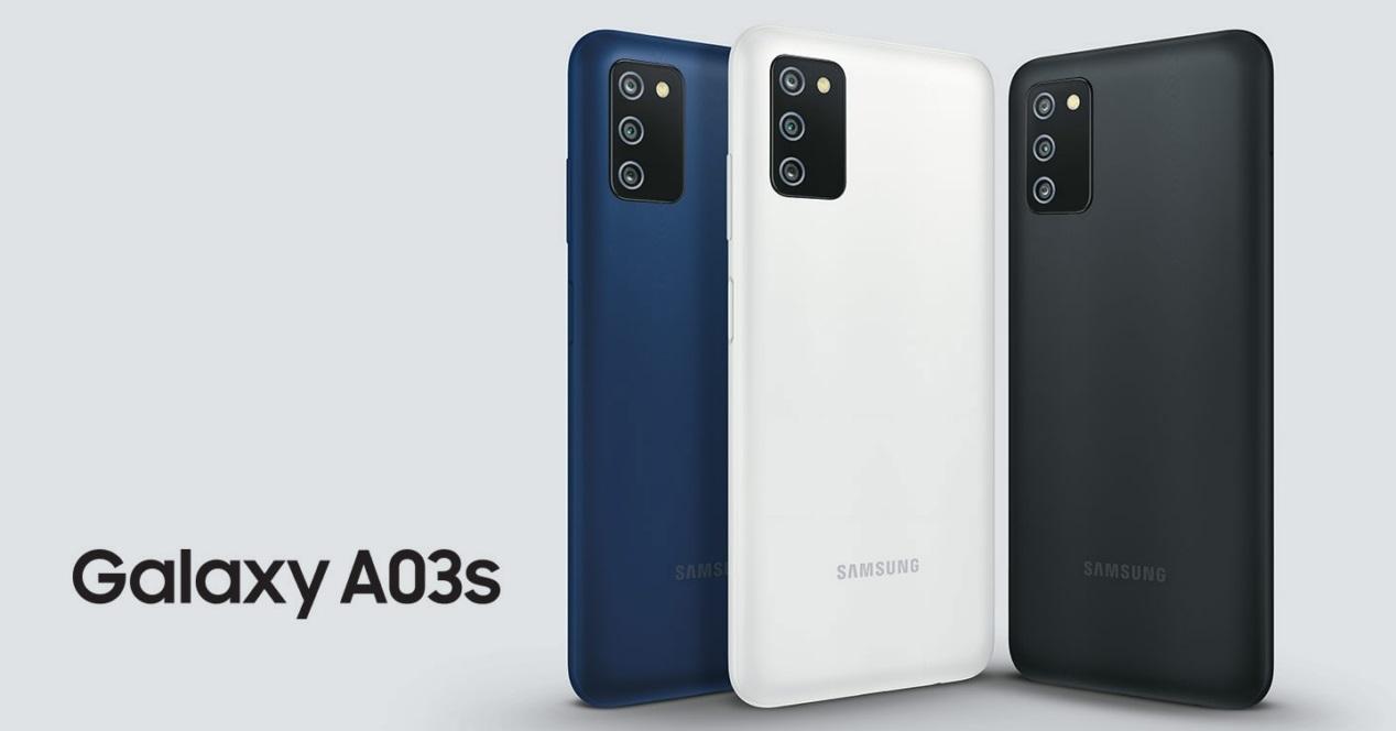 Samsung Galaxy A03s 01