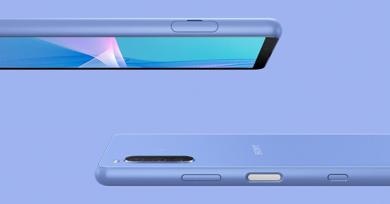 Sony Xperia Iii Lite