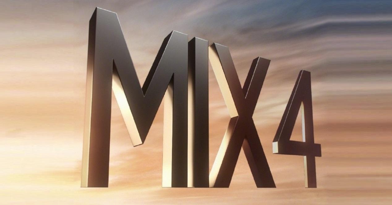 Xiaomi Mi Mix 4 Cartel
