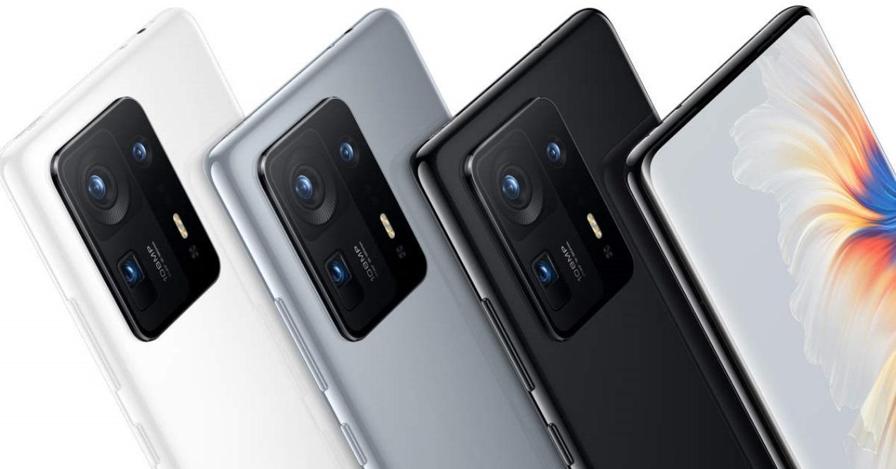 Xiaomi Mi Mix 4 Colores