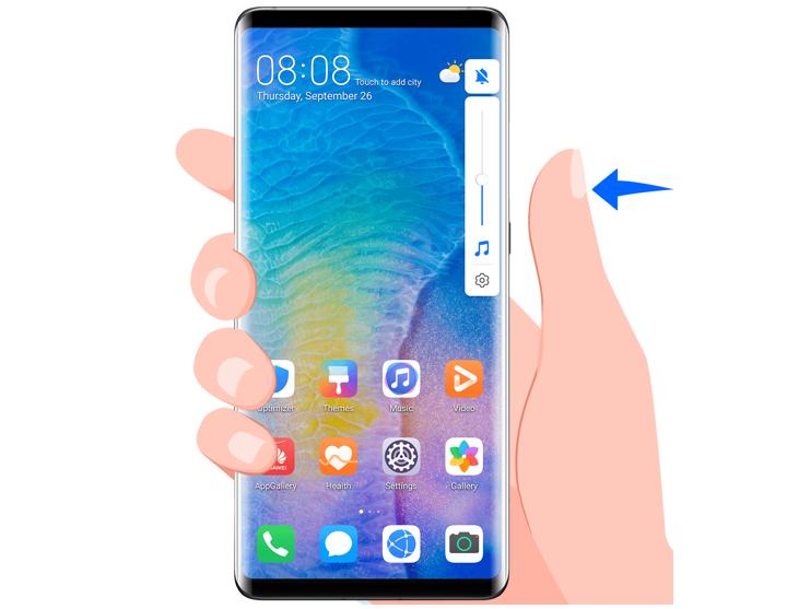 Botones Virtuales En Huawei