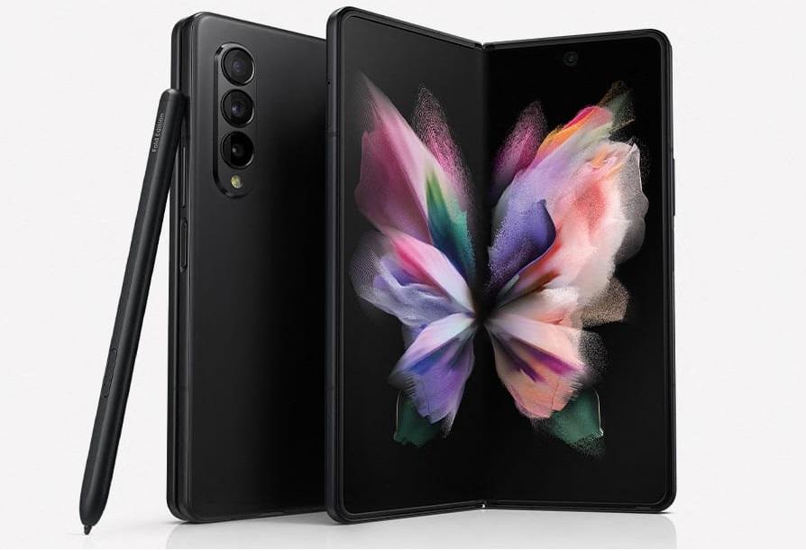 Galaxy Z Fold3 5g Negro