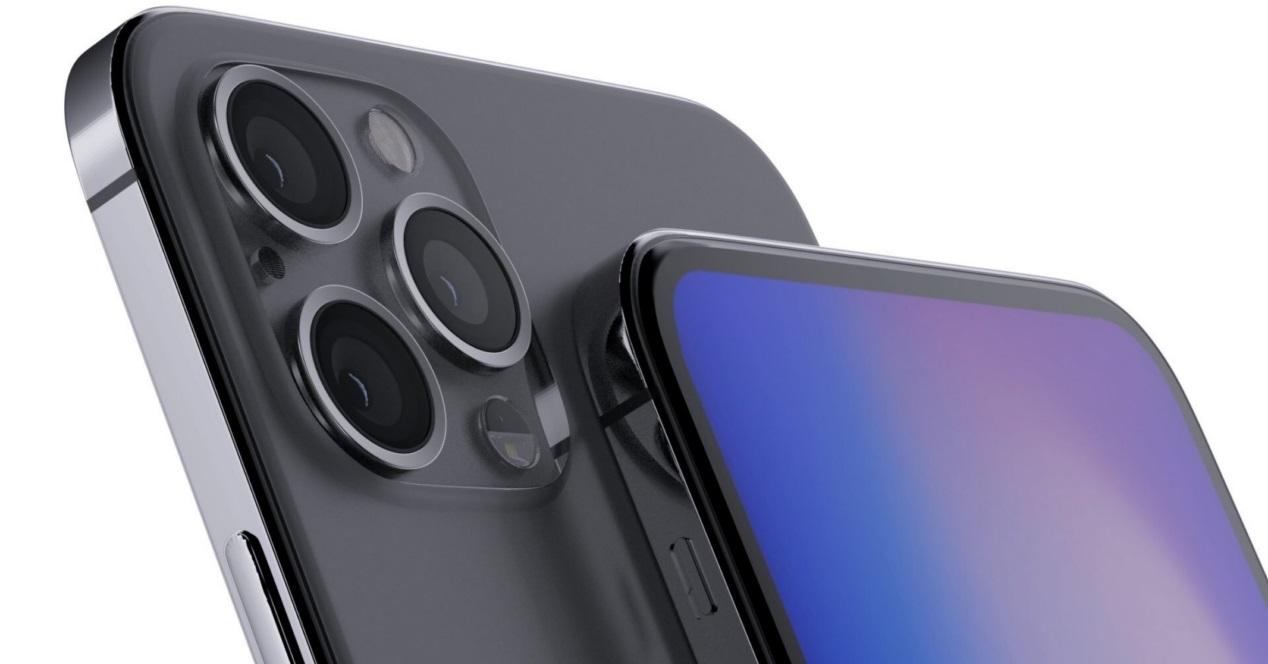 Iphone 14 Concepto 01