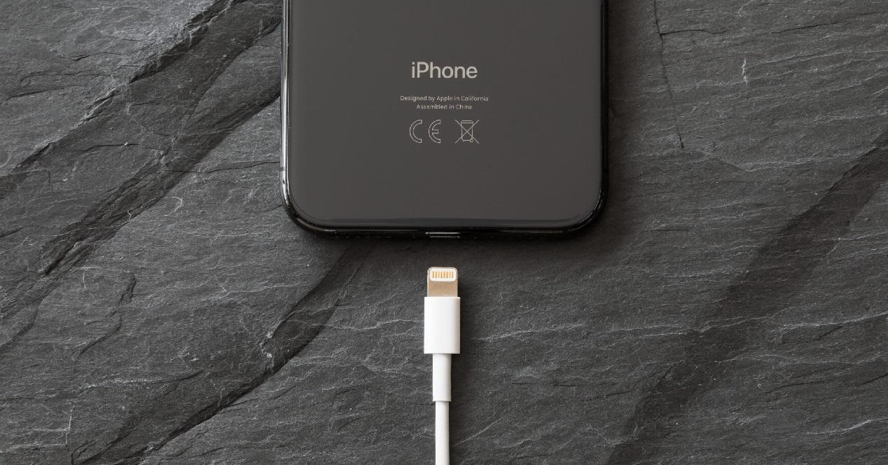 Iphone Lightning Puerto