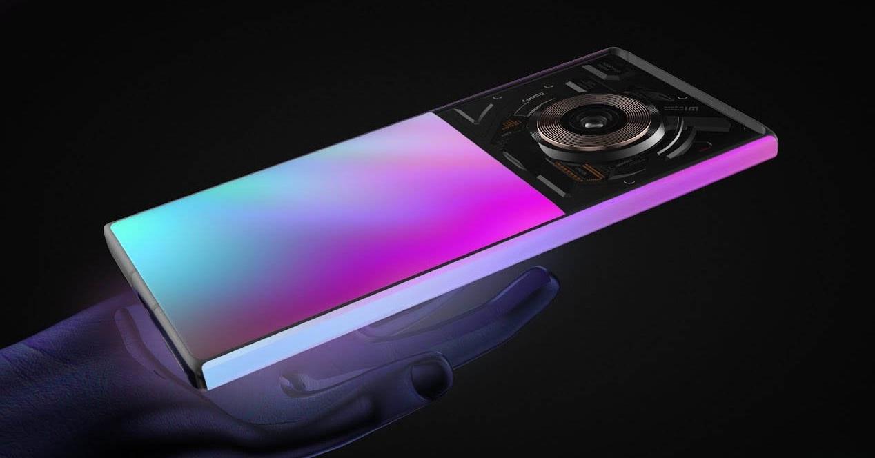 Xiaomi Mi Mix Alpha Pro 6