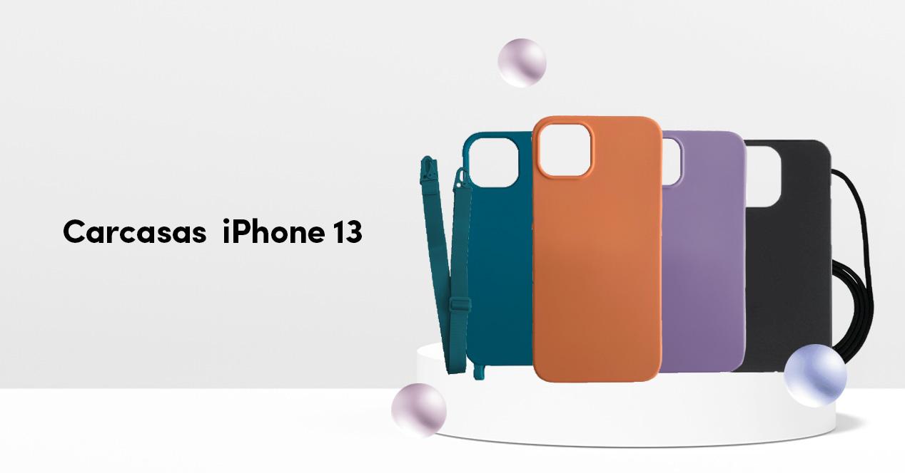 Carcasas Iphone13