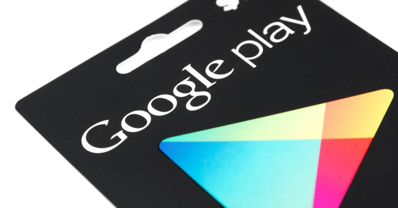 Google Play Tarjeta Regalo