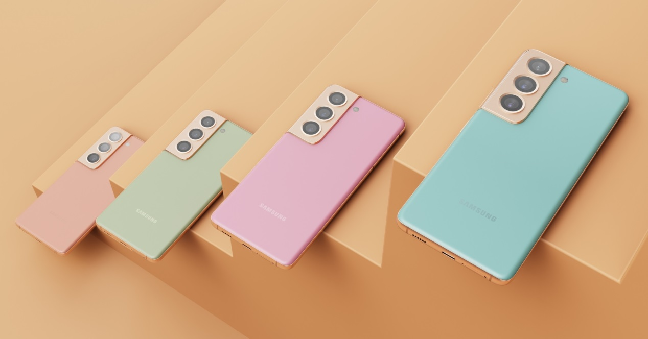 Samsung Galaxy S22 Concepto 01