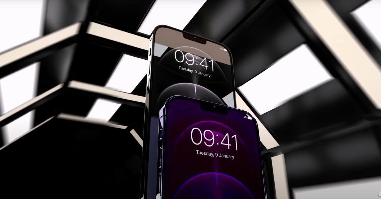 Concepto Video Iphone 13