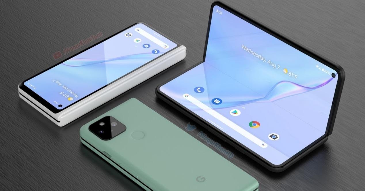 Google Pixel Plegable