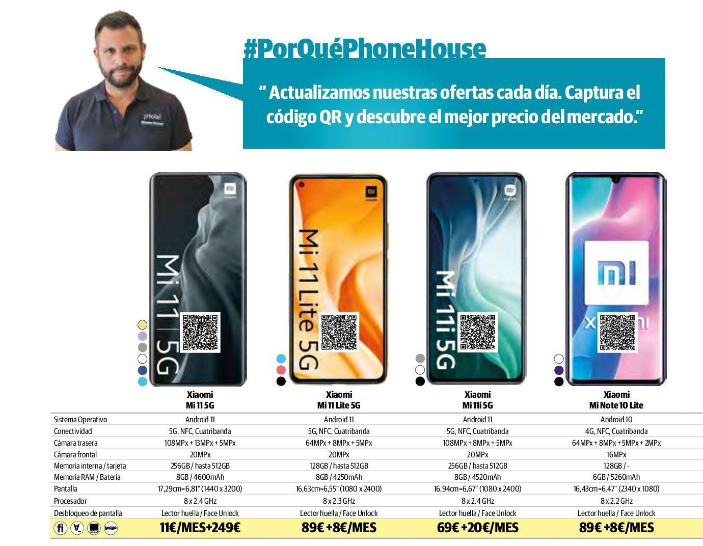 Phone House Catálogo