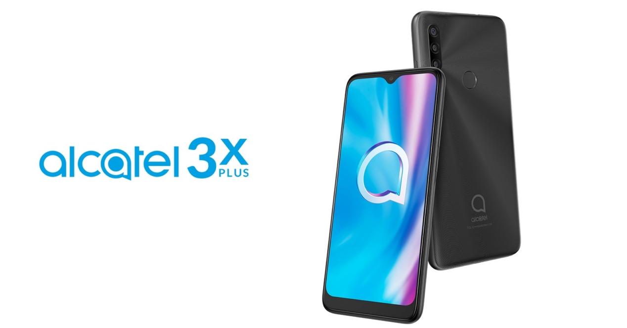Alcatel 3x Plus