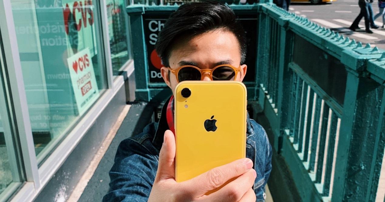 Iphone Xr Selfie