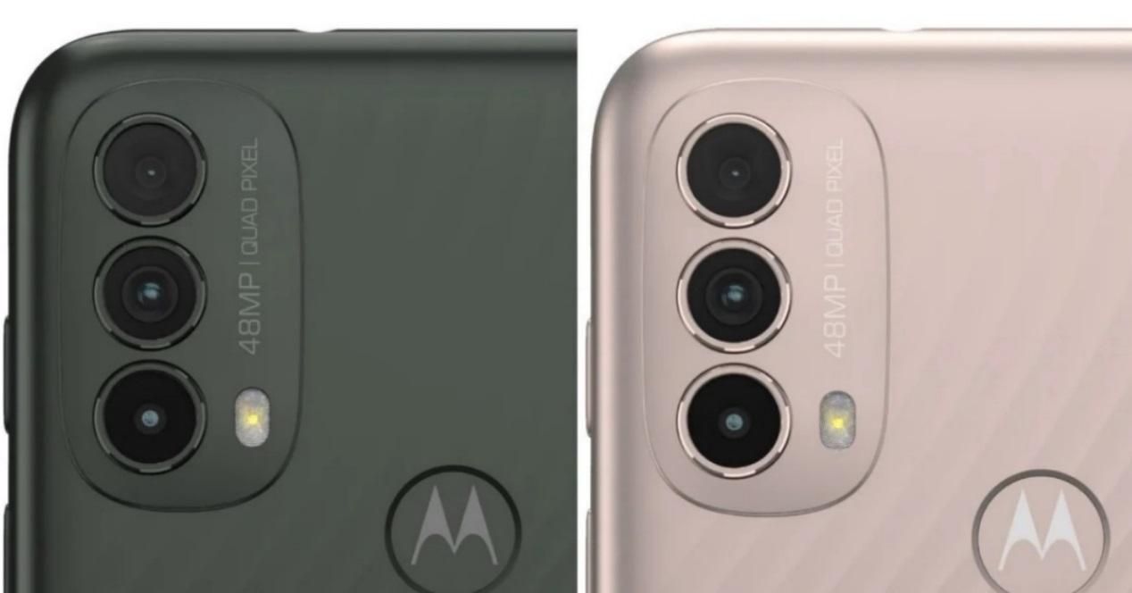 Motorola E40 1